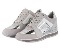 Sneaker BILLIE - aluminium