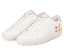 Sneaker LANE LLAMA - WEISS