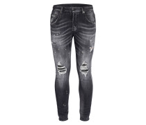 Destroyed Jeans SUPER TWINKY Slim Fit