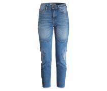 7/8-Jeans - blue vintage   denim