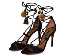 Sandaletten - schwarz