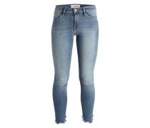 7/8-Jeans LE HIGH SKINNY - blau