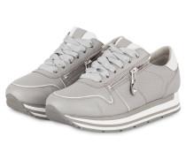 Plateau-Sneaker ROCK - grau