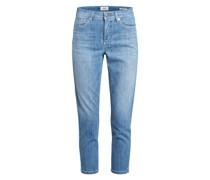 7/8-Jeans PIPER mit Schmucksteinbesatz