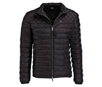 Steppjacke 4SEASONS - schwarz
