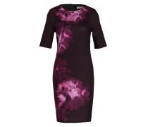 Jerseykleid DAVINA - schwarz/ rosa