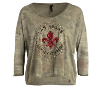 Shirt CHARME - oliv