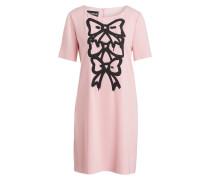 Kleid - rosa/ schwarz