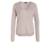 Pullover CICLAUDIA - taupe