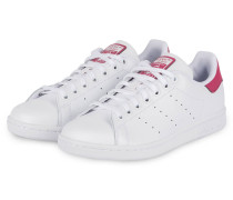 Sneaker STAN SMITH - weiss/ pink