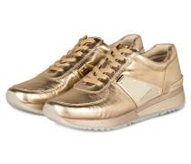 Sneaker ALLIE - gold