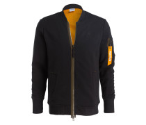 Sweatjacke FLEECE BOMBER