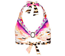Neckholder-Bikini-Top BEACH SAFARI