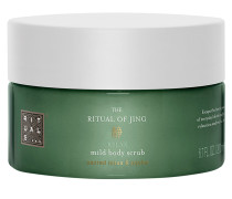 JING - BODY SCRUB 200 ml, 7.45 € / 100 ml