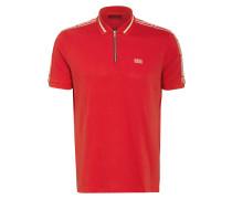 Piqué-Poloshirt DOLMAR Regular Fit
