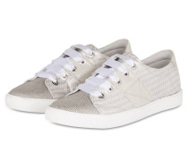 Sneaker - silber/grau