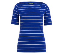 Shirt JUDY - blau/ weiss gestreift