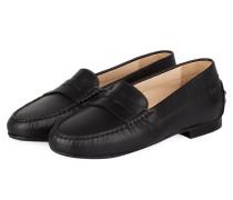 Loafer LOANA - schwarz