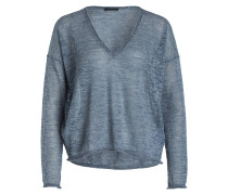 Pullover IRLANA - blau
