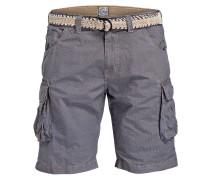 Cargo-Shorts - blau