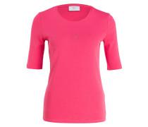 T-Shirt VELVET - pink