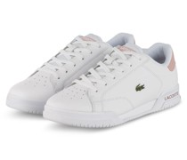Sneaker TWIN SERVE - WEISS/ ROSÉ
