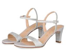 Sandaletten MECHI - SILBER
