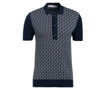 Strick-Poloshirt RUSHTON