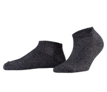 Sneakersocken SHINY - 6370 dark navy