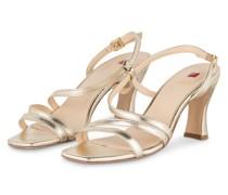 Sandaletten HANNA - GOLD