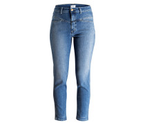 7/8-Jeans PEDAL PUSHER - easy blue