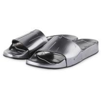 Sandalen REY - silber metallic