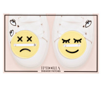 Sneaker-Patches SMILEY - gelb