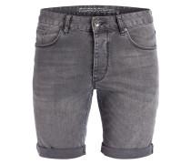 Jeans-Shorts SAMDEN - grau