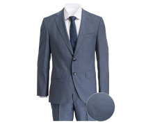 Anzug JOHNSTONS5/LENON1 Regular-Fit - blau