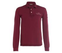 Piqué-Poloshirt ELBAS - bordeaux