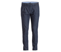Jeans-Chino Preppy-Fit - 0350 blue