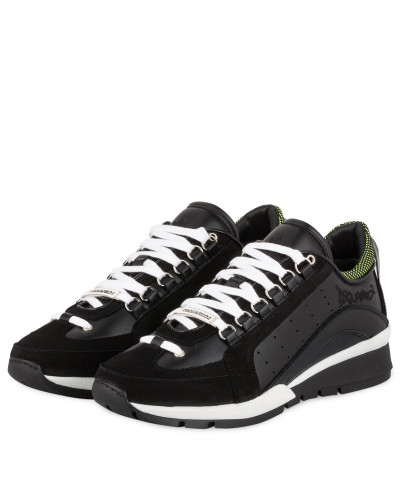 Sneaker 551 - SCHWARZ/ WEISS