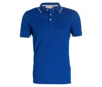 Piqué-Poloshirt STAN - blau