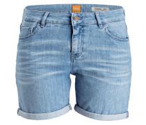 Jeans-Shorts HERSHEY - blau