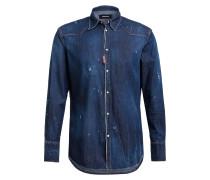 Jeans-Overshirt RELAX DAN Regular Fit