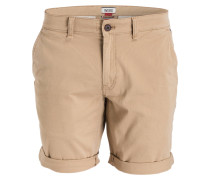 Shorts FREDDY Straight-Fit - beige