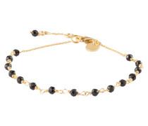 Armband - gold/ schwarz