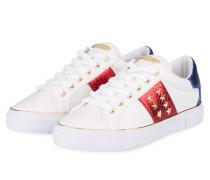 Sneaker ELE - weiss/ rot/ blau