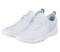 Fitnessschuhe FREE TR 7 REFLECT - weiss