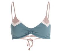 Bustier-Bikini HALEY zum Wenden