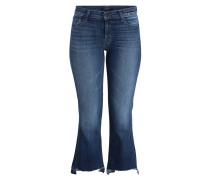 Bootcut-Jeans SELENA - blau