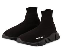Hightop-Sneaker SPEED - SCHWARZ