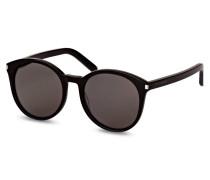 Sonnenbrille CLASSIC 6 - black/ smoke