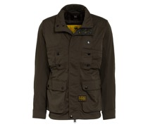 Fieldjacket aus Softshell
